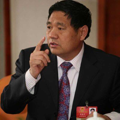 Chairman Xia Chunting of Huaxia Cultural Tourism Group